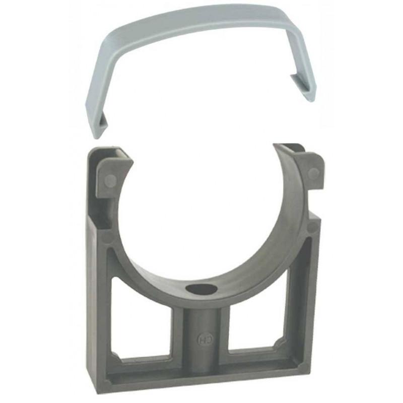 Brida PVC D50 cu clips  de la Coraplax referinta 7130050