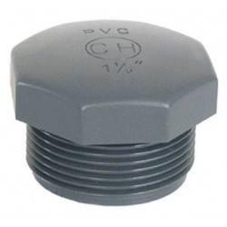 "Dop PVC 1 1/2"" F.E.  de la Coraplax referinta 7207050"