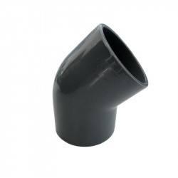 Cot PVC D63, 45 grade  de la Plimat referinta C4563