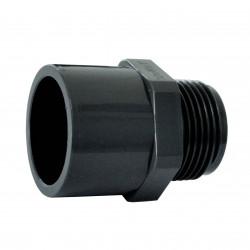 "Niplu mixt PVC D32-1"" F.E.  de la Plimat referinta EF32"