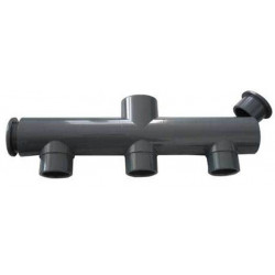 Colector PVC D50