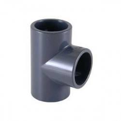 Teu PVC-U D75, 90 grade