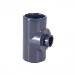 Teu redus PVC-U D32-20, 90 grade  de la Cepex referinta 01816