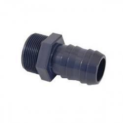 "Adaptor furtun PVC D63-2"" F.E."
