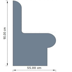 Colt banca EPS spatar drept  de la  referinta EPS001-C