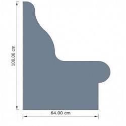 Colt banca EPS spatar anatomic  de la  referinta EPS003-C