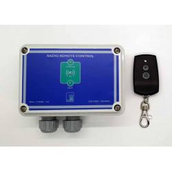 Panou control proiector Rainbow cu telecomanda  de la SpaZone referinta 05091