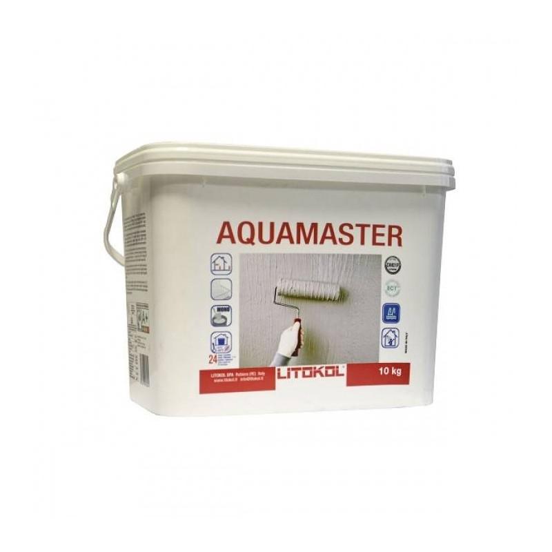 Hidroizolatie lavabila Aquamaster 10 kg  de la Litokol referinta AQM0010