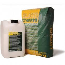 Hidroizolatie Elastocem, componenta A 24kg  de la Litokol referinta ELASTOCEM A