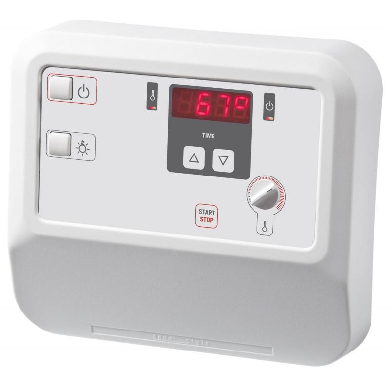 Panou control sauna A2-15 maxim 15kW  de la Sentiotec referinta 1-009-256