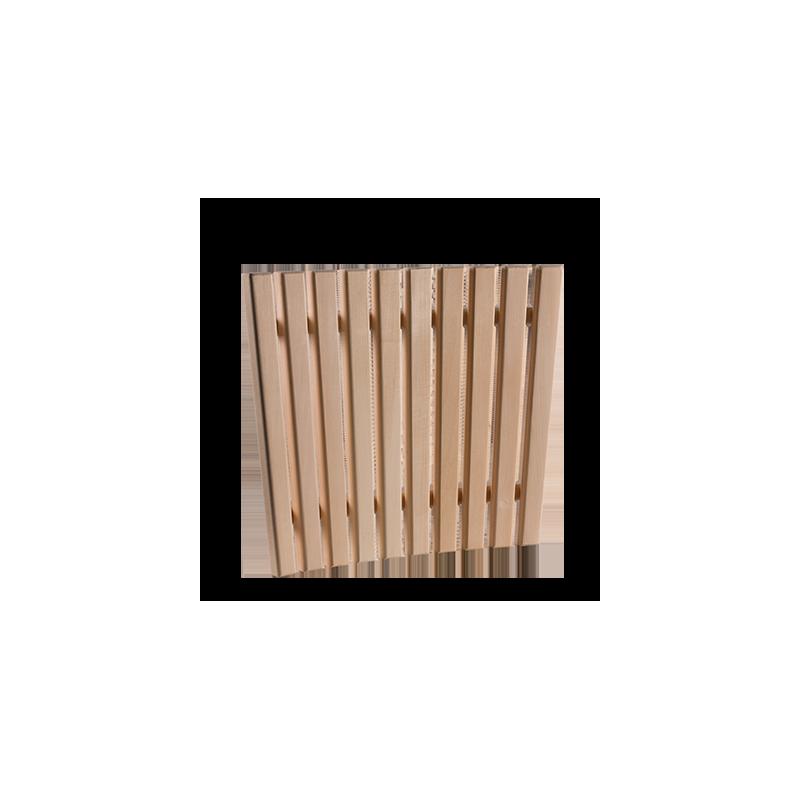 Abajur colt sauna, lemn tei  de la Sentiotec referinta 1-032-177