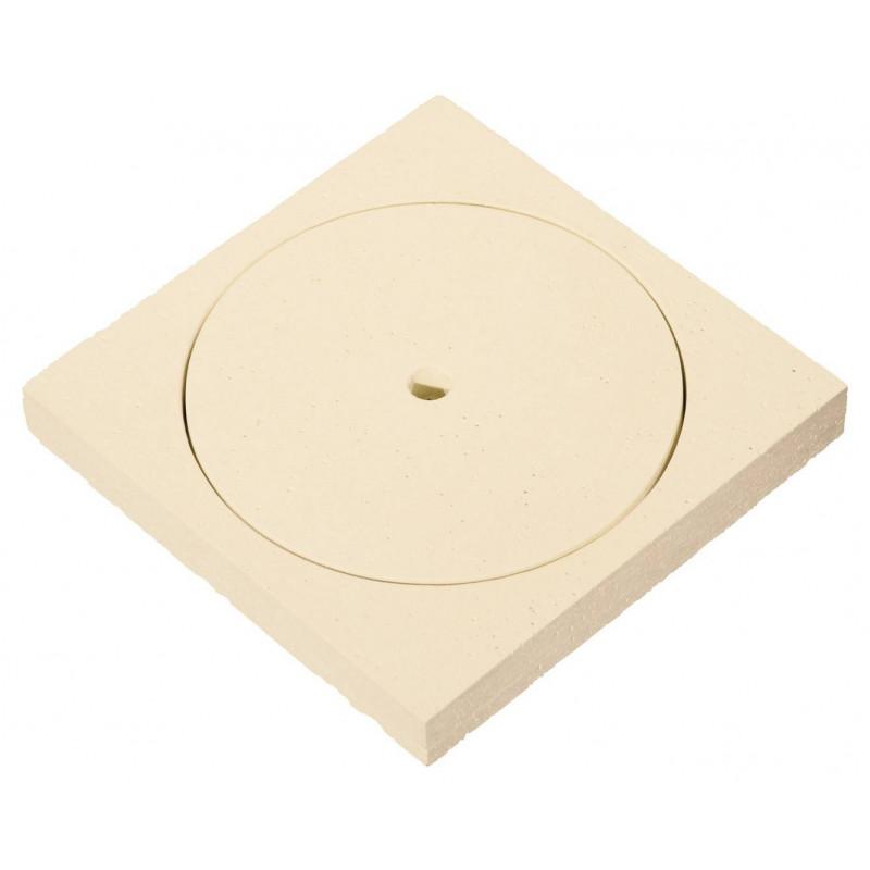 Dale de piatra skimmer 26.5x26.5x3.5 cm  de la Pierra referinta DACOSKIRB