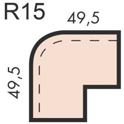 Colt exterior 32cm R15  de la Pierra referinta PMA321