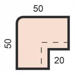 Colt interior 32cm  de la Pierra referinta PMA32V