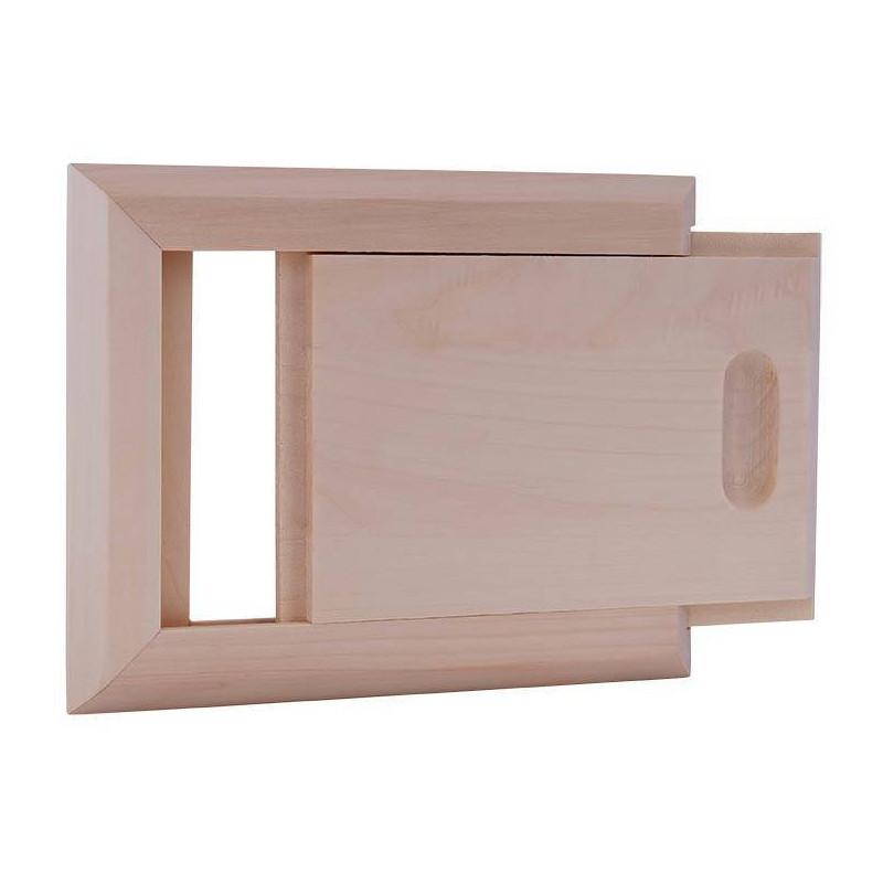 Valva ventilatie interior sauna pin  de la Sentiotec referinta 1-028-808