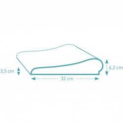 Bordura curbata 50x32 cm raza 150cm  de la Pierra referinta PMC32150