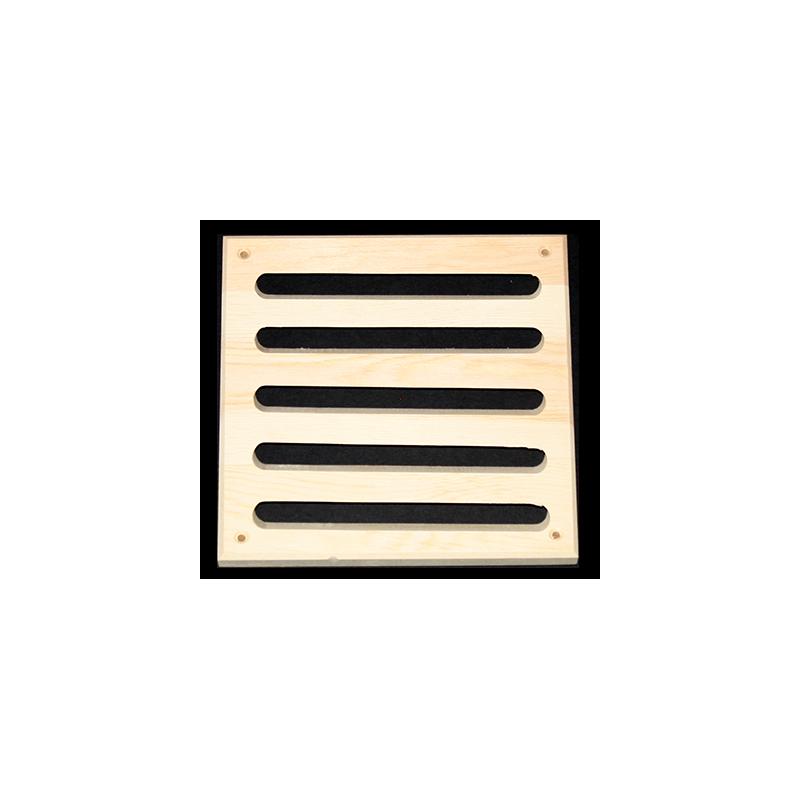 Grila exterior sauna pin  de la Sentiotec referinta 1-032-787