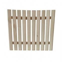 Abajur colt sauna, lemn molid  de la Sentiotec referinta 1-032-174