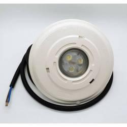 Mini proiector LED alb 4W...