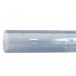 Teava transparenta PVC-U rigid D50  de la Heypar referinta TPT50/10