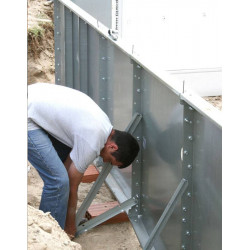Piscina cu structura metalica - set panouri otel 10x5x1.4m SteelPrime  de la SpaZone referinta ORL10514SET1
