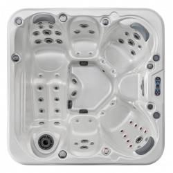 Spa HC Design 1, model patrat, 5 locuri  de la Hanscraft referinta SPA-HC1