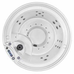 Spa HC Design 8, model rotund, 6 locuri  de la Hanscraft referinta SPA-HC8