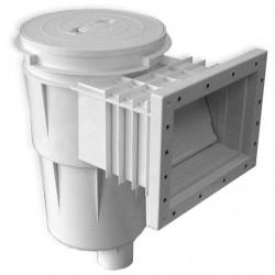 Skimmer gura standard 17.5L, beton - fara rama