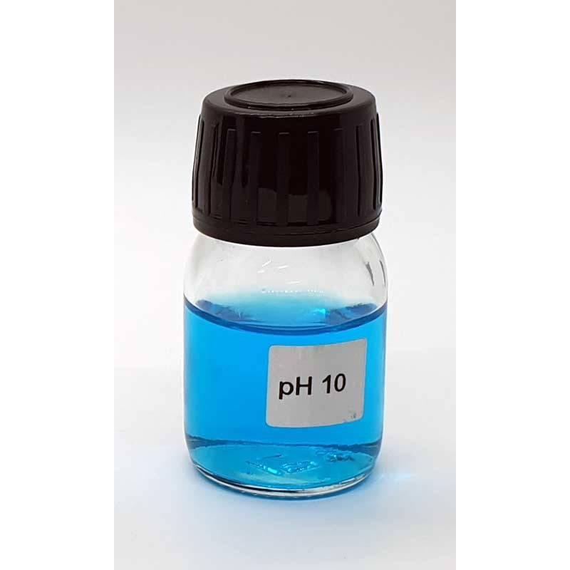 Solutie de calibrare pH 10  de la Sugar Valley referinta ACSPH10