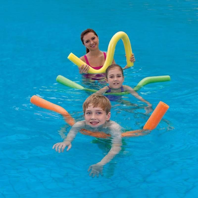 Bagheta din spuma 150x6.5 cm - initiere inot piscina  de la  referinta KOL1001
