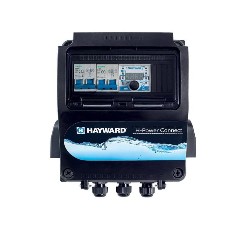 Panou electric piscina H-Power Connect Bluetooth + transformator 100W  de la Hayward Pool referinta HPOW230BDT100