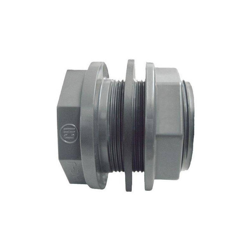 """Trecere PVC D50 - 2"""" F.E.  de la Coraplax referinta 7209050"""