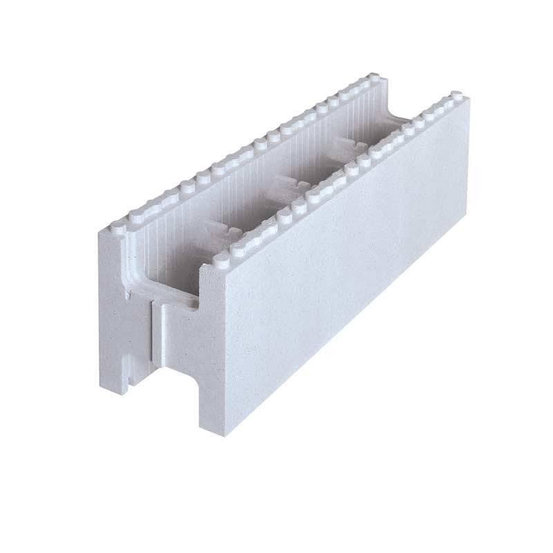 Bloc standard drept polistiren alb 1m - Styrobloc  de la SpaZone referinta A1001