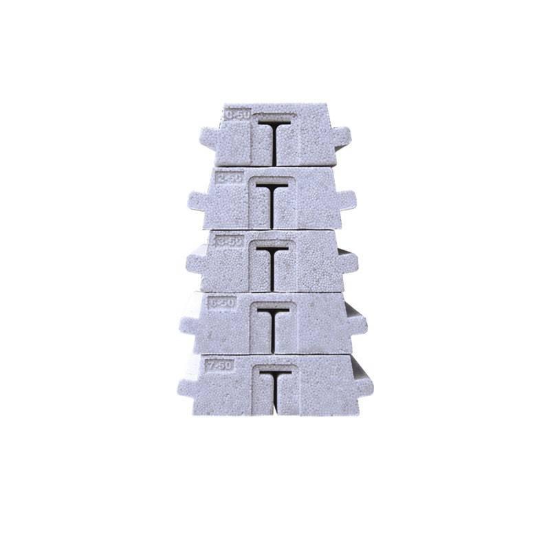 Pana bloc circular polistiren gri - Styraqua  de la SpaZone referinta B10050