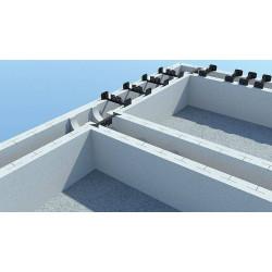 Bloc separator polistiren gri 0.77m - Xtrem Bloc  de la SpaZone referinta X1003