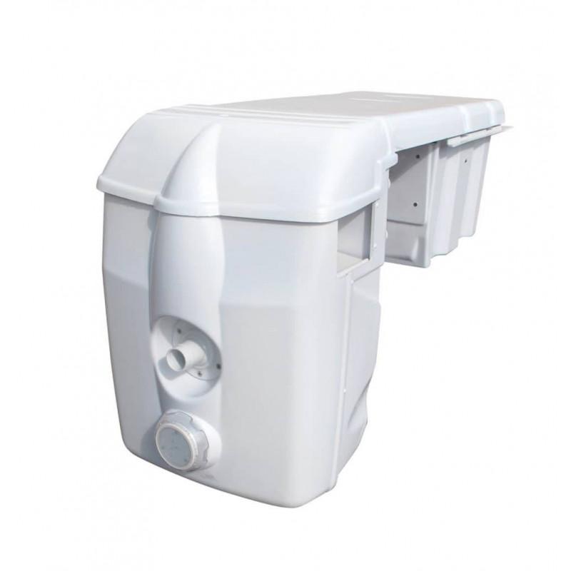 Unitate filtrare monobloc piscina 45 mc, lumina led alb  de la Filtrinov referinta FB12PCLED