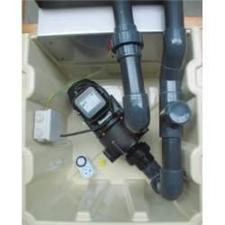 Unitate filtrare monobloc piscina 45 mc  de la Filtrinov referinta FB12