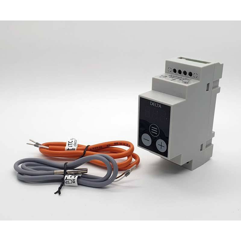Termoregulator Delta - automatizare schimbator caldura  de la  referinta 202745