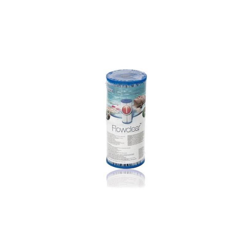 Filtru cartus tip I pompa Flowclear  de la Bestway referinta 58093N