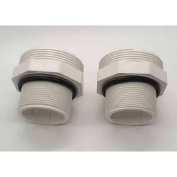 "Set niplu 2"" prindere filtru San Sebastian  de la Hayward Pool referinta 500201201100"
