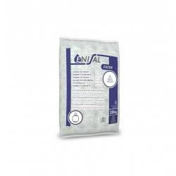 Material filtrare sticla granulatie 0.6 - 1.2 mm, sac 20 kg  de la Enisal referinta 03605