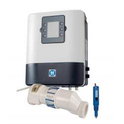 Sistem electroliza Aquarite Plus 30g/h Goldline, 150 mc  de la Hayward Pool referinta AQR-PLUS-T15E
