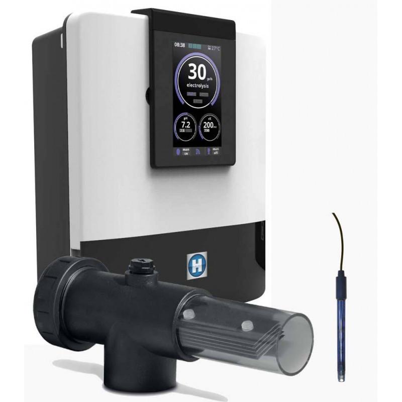 Sistem electroliza Aquarite Plus SV 50g/h, 300 mc  de la Hayward referinta AQR-PLUS-SV50ST