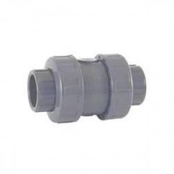 Clapeta de sens PVC-U, D50 Coraplax  de la Coraplax referinta 1600050