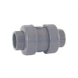 Clapeta de sens PVC-U, D75  de la Coraplax referinta 1600075