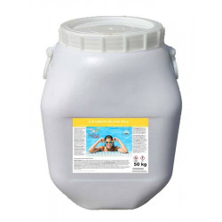 Clor lent tablete pentru piscine 50kg  de la Pool Guard referinta CHS 370-50