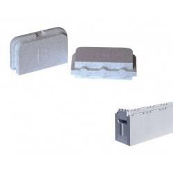 Piscina polistiren - pachet blocuri polistiren piscina 10x5x1.20m  de la SpaZone referinta PACK10x5x120POLY