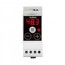 Termoregulator Alpha - automatizare schimbator caldura  de la HS referinta 202500