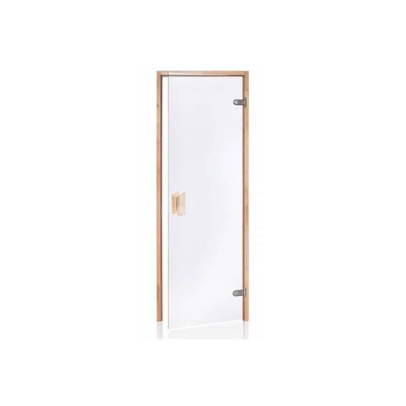 Usa sauna pin sticla clara 700 x 2000 mm  de la  referinta HS-720KM