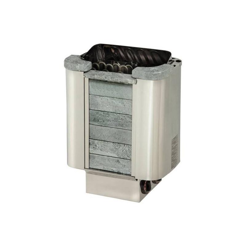 Incalzitor sauna Cumulus 4.5 kW comanda incorporata  de la Sentiotec referinta 1-028-749